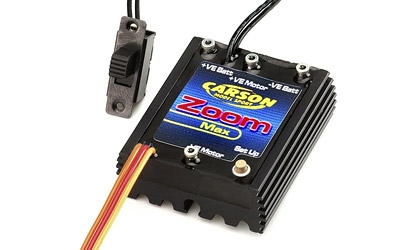 Fahrtregler Zoom Max Carson 600002
