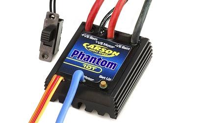 Fahrtregler Phantom 10T Carson 601000