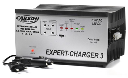 Expert Charger 3 Carson 605002