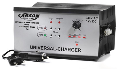 Universal Charger Carson 605003