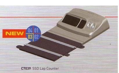 Sport Digital Lap Counter Carson 7039