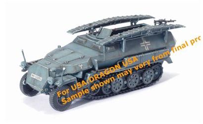 Sd.Kfz.251/7 Ausf.C Bar.41 Carson 760276