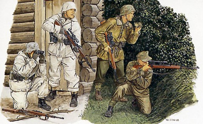 German Snipers Carson 776093