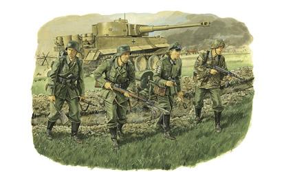 Panzergr.Div.Grossd. 1:35 Carson 776124