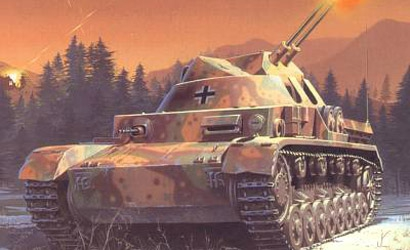 Flakpanzer IV \Kuegelblitz\ Carson 776136