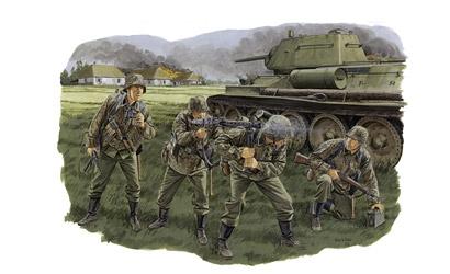 Panzergr.Lah Div. 1:35 Carson 776159