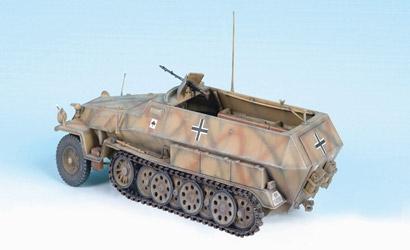 Sd.Kfz.251/1 Ausf.C 1:35 Carson 776187