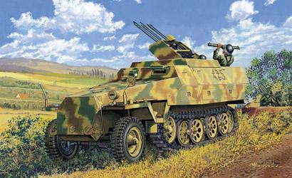 SD.KFZ.251/21 Drill.MG151 Carson 776217