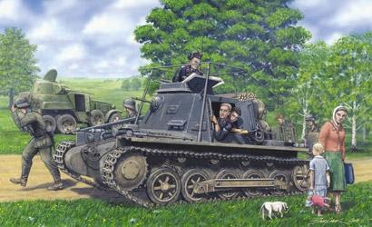 SD.KFZ.265 kl.Panzerbefehlw Carson 776222