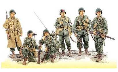 US 1st Army 1945 Carson 776271