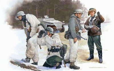 Panzergrenadiers Cherkassy Carson 776490