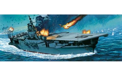 USS Lexington CV-16,1:700 Carson 777051
