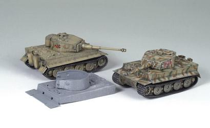 Sd.Kfz.Tiger 1 L.Prod. 1:72 Carson 777203