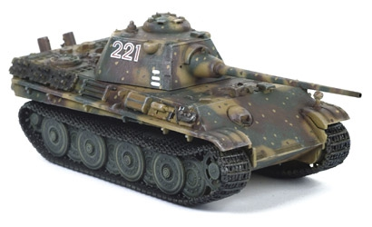 Sd.Kfz.171 Panther F 1:72 Carson 777207