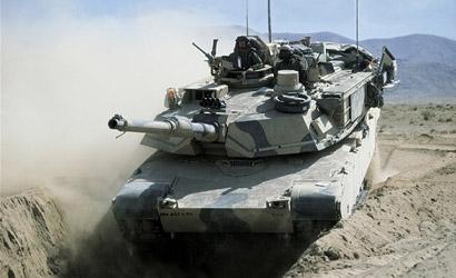 M1A2 Abrams 194th Brig.1:72 Carson 777216