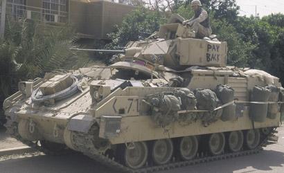 M2A2 ODS Bradley 1:72 Carson 777226