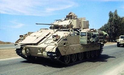 M2A2 Bradley ODS 2004 1:72 Carson 777247