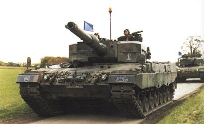 Leopard 2/A4 1/72 Carson 777249