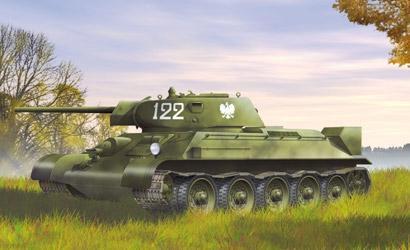 T-34/76 Mod.1941 1:72 Carson 777262