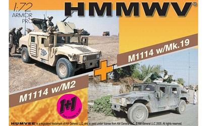 Hummer 1:72 Carson 777295