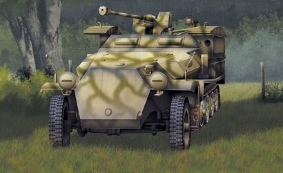 SD.KF.251/7 Ausf.C Pionier- Carson 777315