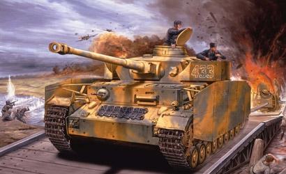 Pz.KPFW IV Ausf.G(Kursk\43) Carson 779020