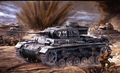 PZ.KPFW.III Ausf.H,SDKFZ141 Carson 779029