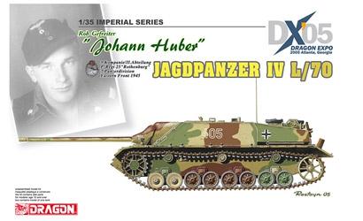 Jagdpanzer IV L/70, 1:35 Carson 779061