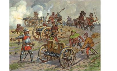 Medieval Field Powder Art. Carson 788027