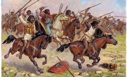Garthagenian Cavalary Carson 788031