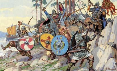 Vikings 1/72 Carson 788046