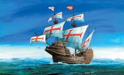 Conquistadores Ship Carson 789008