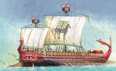 Carthagenian Galley Carson 789030