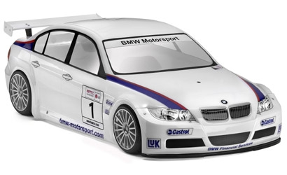 Dekorbogen Fahrz. BMW 320si Carson 807009