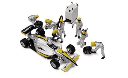 PIT Team-Tanken m.Indy Car Carson 8302