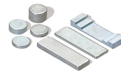 Magnete rund/eckig 5St. Carson 8427