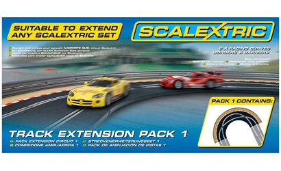 Track Extension Pack 1 Carson 8510