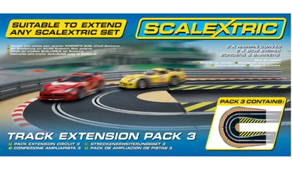 Track Extension Pack 3 Carson 8512