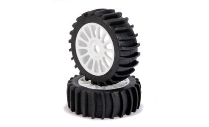 Beach Tires Set 1/8 2St. Carson 900062
