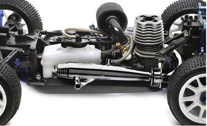 Chrom Reso-Rohr Race Carson 905045
