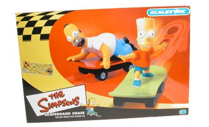 The Simpsons Micro Carson G1017