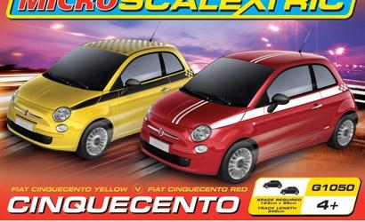 Micro Fiat Cinquecento Carson G1050