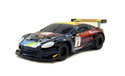 Aston Martin (Black) Micro Carson G2074