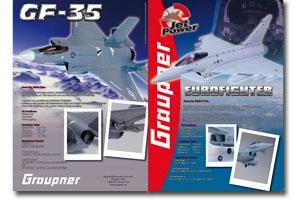 Flyer Jet-Schaummodelle franz Graupner DZ10015.F