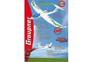 Flyer Solidpor Modelle Graupner DZ10082