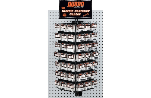 Metrische Verbindungsteile Verkaufsständer DuBro F-DBHSM