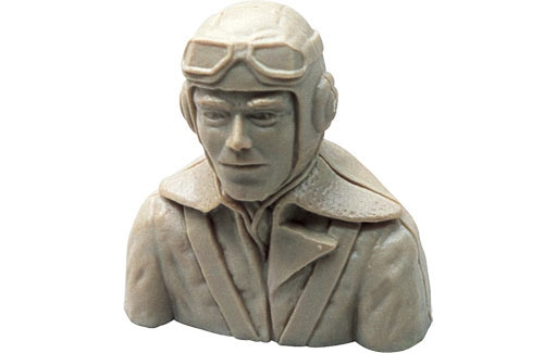WW2 Pilot Büste - 1:6 Scale RActive