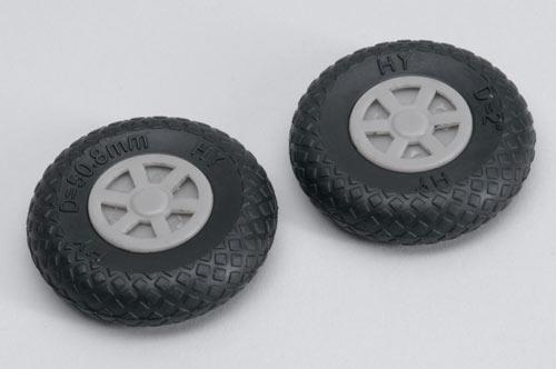 Profiliertes Rad (Luft) (Pr) - 2 (50mm)
