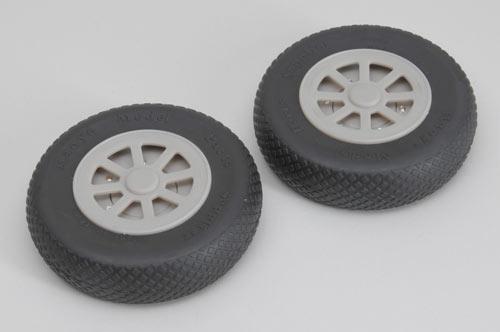 Profiliertes Rad (Luft) (Pr) - 4 (100mm)