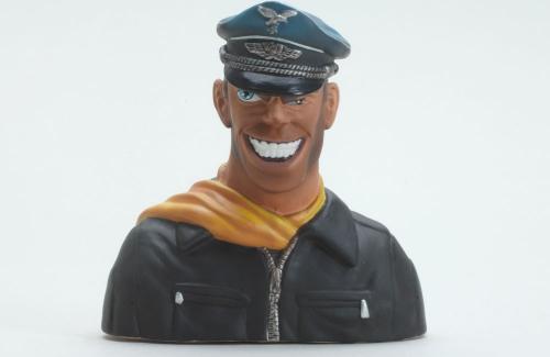 Slimline 'Flyboy' Pilotenfigur Slimline